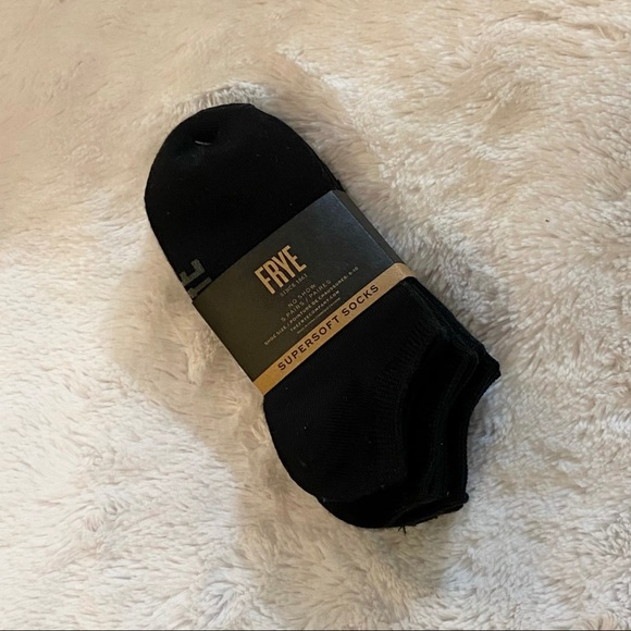 Frye No Show Super Soft Socks Set